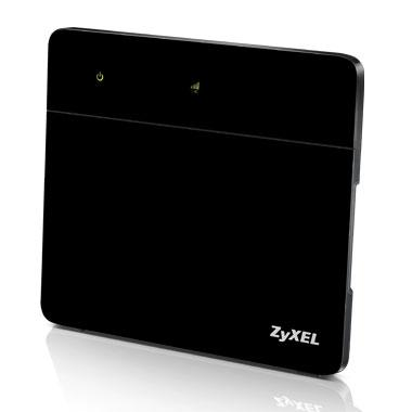 Zyxel router